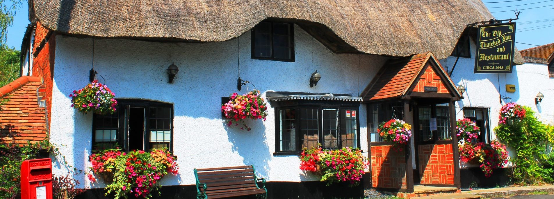Old Thatched Inn, Adstock
