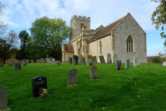 Adstock Church